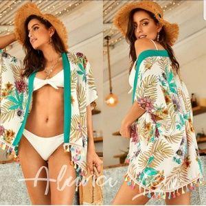 COMING SOON 🌺 Tropical Kimono